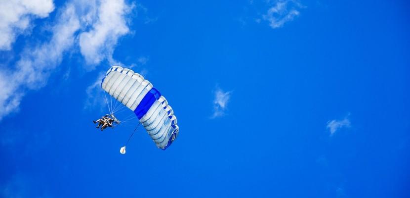 Gagnez votre baptême en parachute sur Tendance Ouest