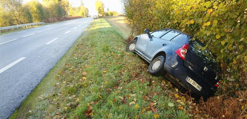 Accident de la route dans le Calvados : deux blessés dont un grave