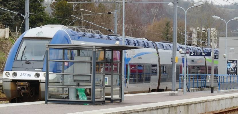 Nouveauté: Caen-Rouen en moins d'1h30 en train