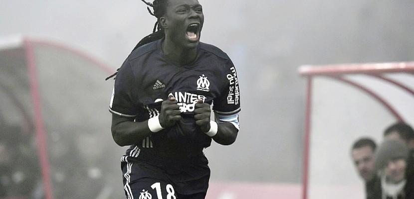 Ligue 1: Marseille dans le sillage de Lopez et Gomis