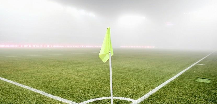 Ligue 1: le match Nantes-Caen reporté à cause du brouillard