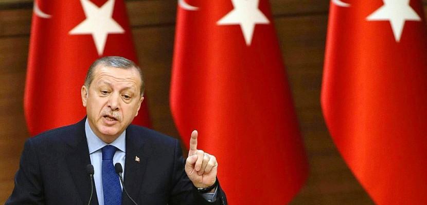 Turquie: le renforcement des pouvoirs d'Erdogan soumis au Parlement