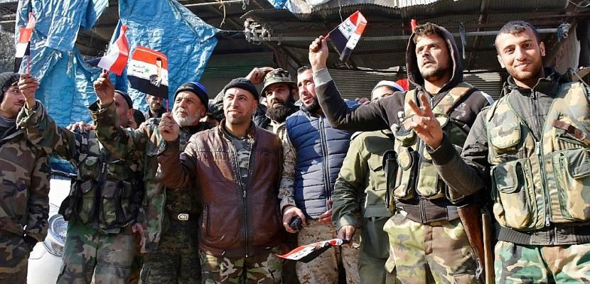 Syrie: l'armée turque et ses alliés entrent à al-Bab, un fief de l'EI