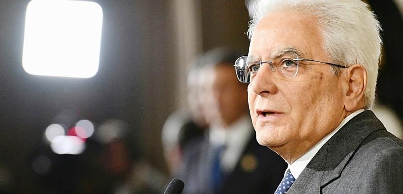 """Crise politique en Italie : verdict """"dans les prochaines heures"""""""