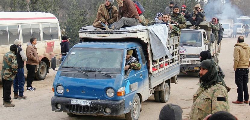 """Syrie: Obama réclame des """"observateurs impartiaux"""" à Alep"""