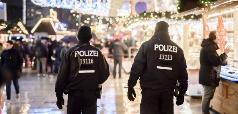 Allemagne: deux hommes soupçonnés de préparer un attentat arrêtés