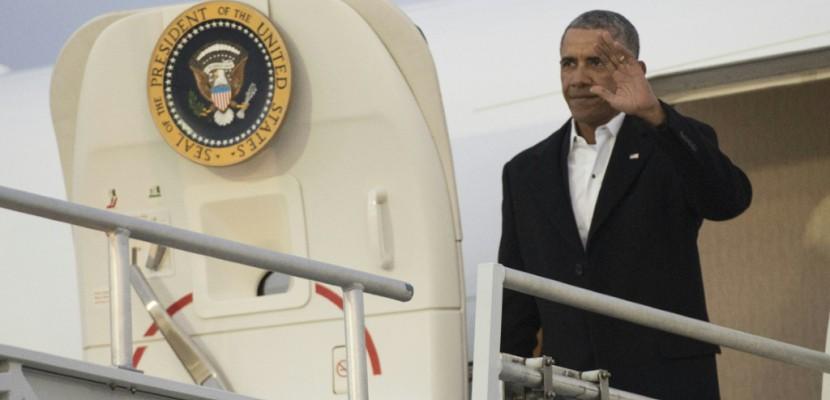 Barack Obama fait ses adieux à la vie politique américaine