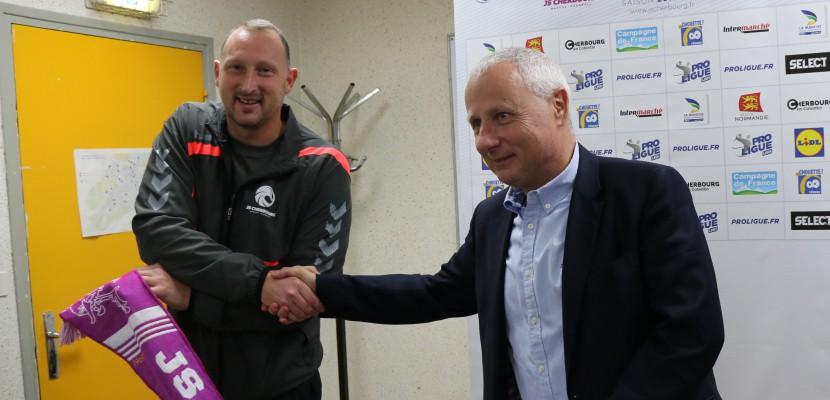 [OFFICIEL] Handball (Proligue) : Mikica MAKSIC devient l'entraîneur de la JS Cherbourg