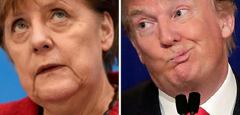 """Face aux critiques de Trump, les Européens appelés à l'""""unité"""""""