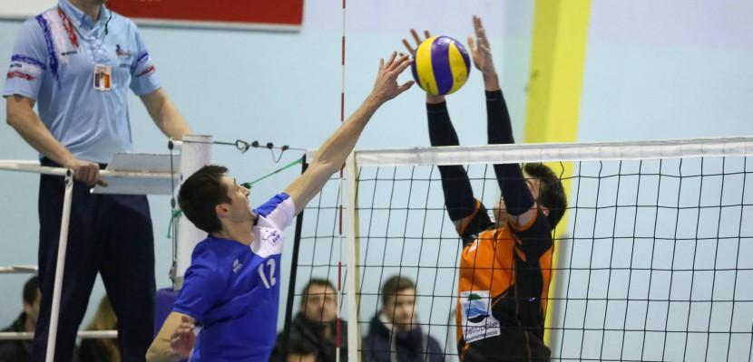 Volley-ball: Le CMVB sombre à Amiens et au classement