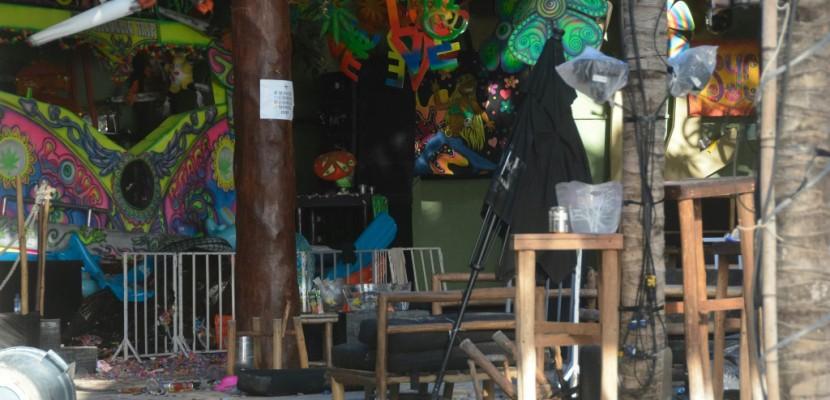 Mexique: 5 morts lors d'une fusillade dans une discothèque