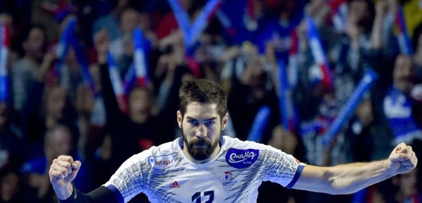 Hand: les Français qualifiés pour les huitièmes de finale du Mondiial