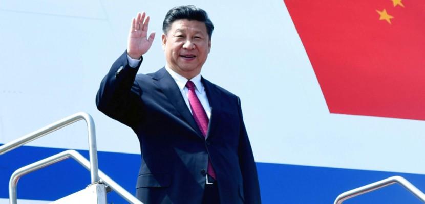 Xi Jinping ouvre le forum de Davos, dans l'ombre de Trump