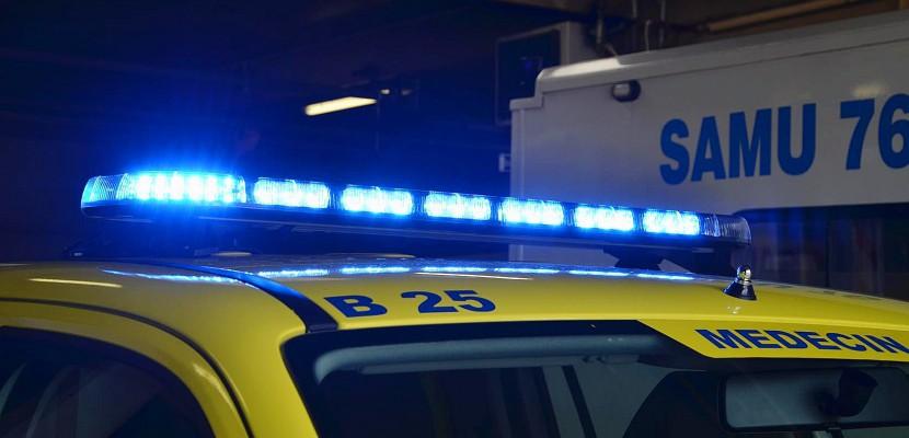 Normandie : collision voiture-poids lourd, un mort