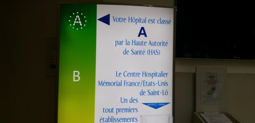 Saint-Lô : l'hôpital Mémorial obtient la meilleure note de la Haute Autorité de Santé