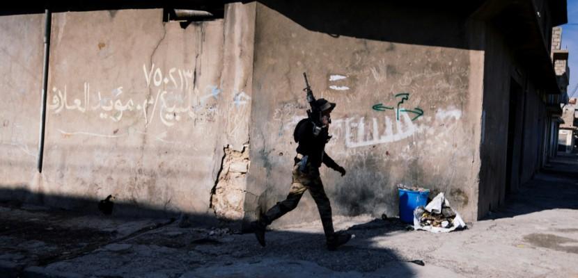 """Irak: la partie est de Mossoul """"libérée"""", selon un responsable militaire"""