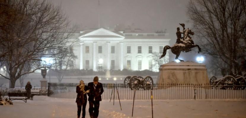 Avec Trump, une Maison Blanche très différente