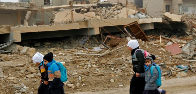 Irak: Fallouja s'impatiente devant la lenteur de la reconstruction