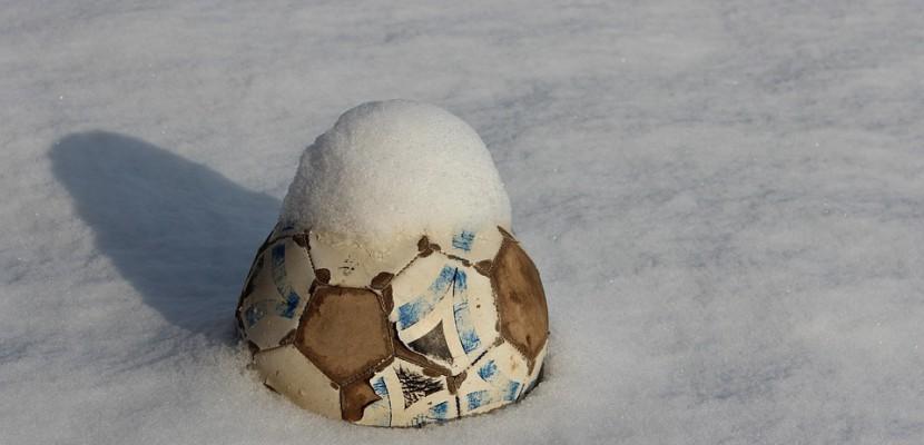 Le match de Quevilly Rouen Métropole reporté à cause de la neige