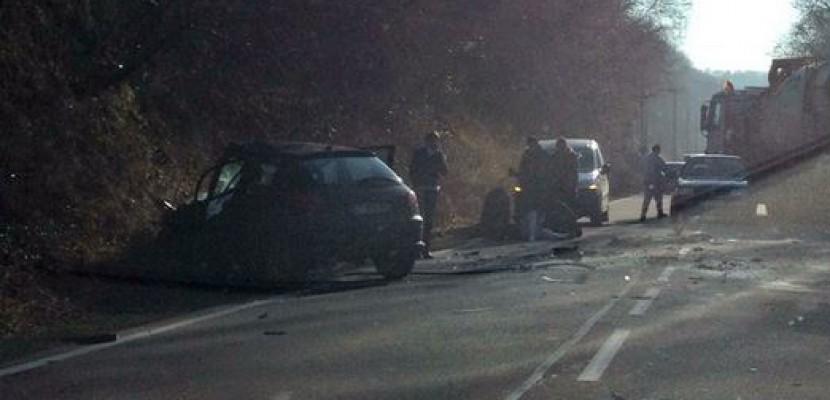 Grave accident en Seine-Maritime : au moins un blessé