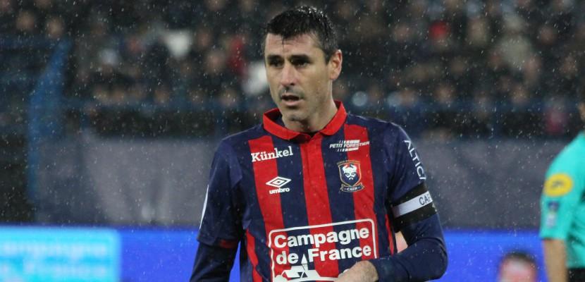 FOOTBALL (Ligue 1, match retard) :Le SM Caen rechute dans le contenu et perd à Nantes (1-0)