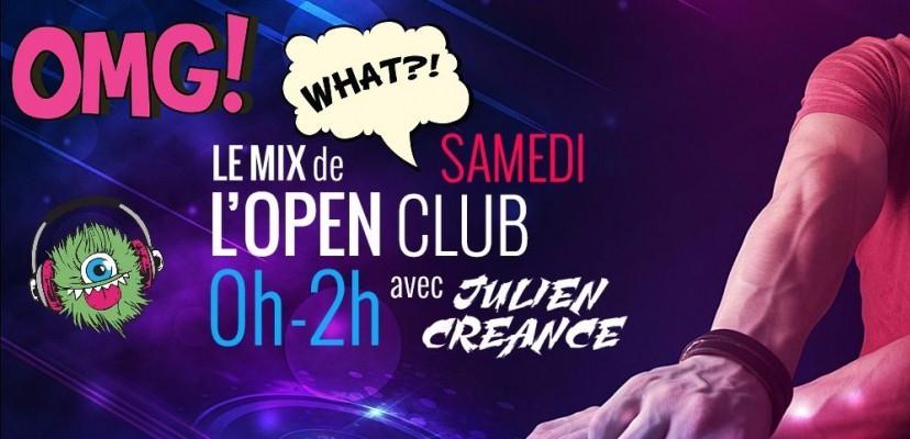 Replay: Le Mix de l'Open Club samedi 21 janvier