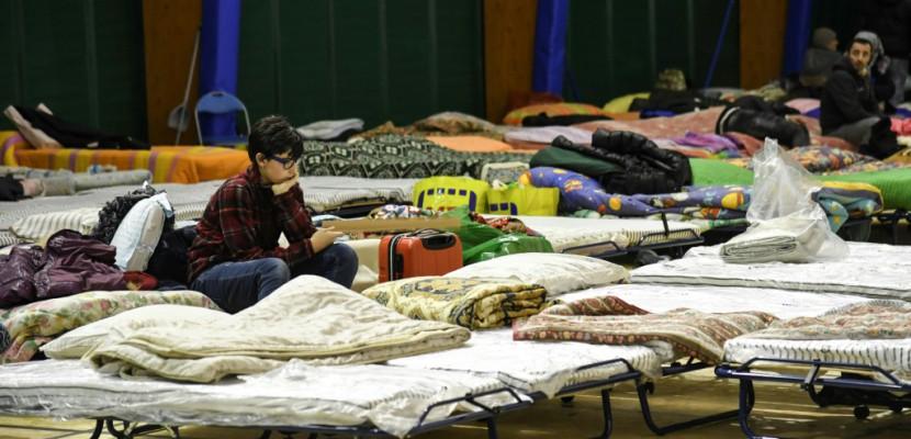 Italie: l'envie de fuir des rescapés des nouveaux séismes