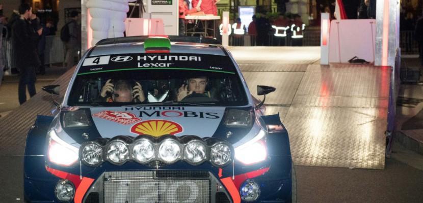 Rallye Monte Carlo: l'ouverture marquée par un grave accident
