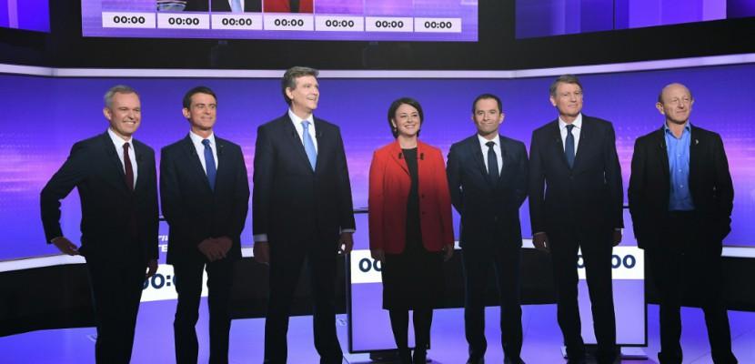Primaire PS: les temps forts du 3e débat