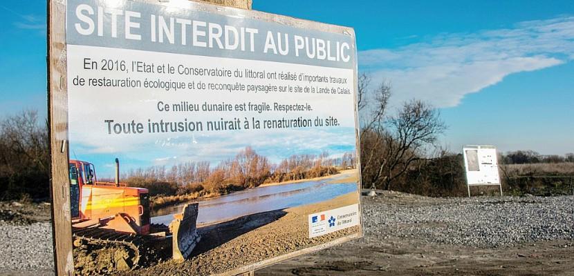 Calais: le retour précoce de migrants bravant le froid