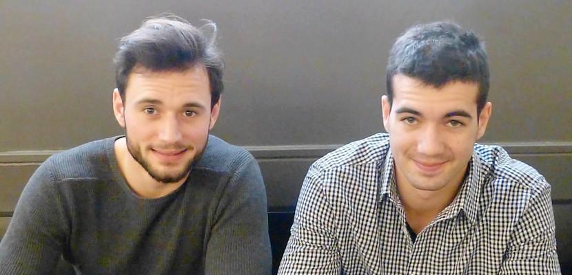 Deux Rouennais imaginent une salle de sport écoresponsable