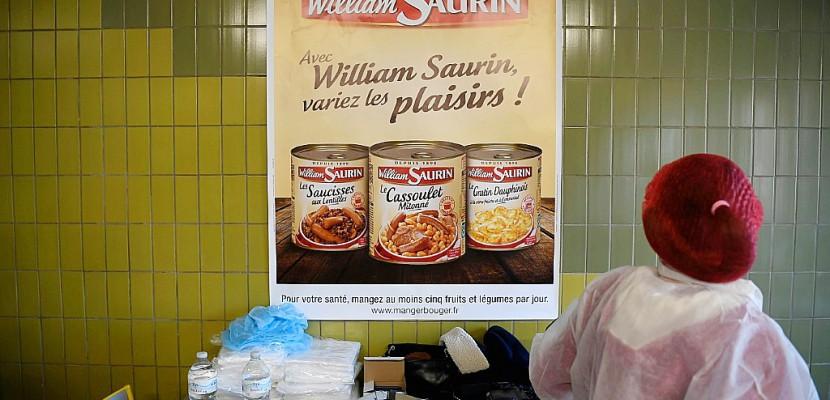 Son plan de sauvetage validé, la maison mère de William Saurin s'offre un répit