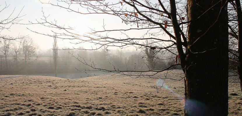 Météo : températures glaciales ce matin en Normandie