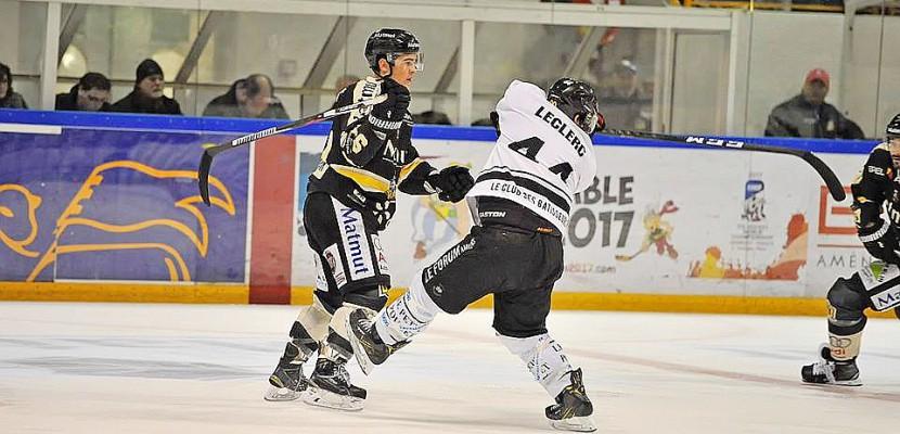 Hockey-sur-glace (Magnus): les Dragons de Rouen maîtres du derby à Amiens (2-1 ap)