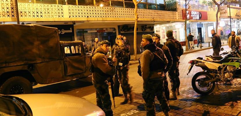Liban: attentat suicide évité dans un café de Beyrouth