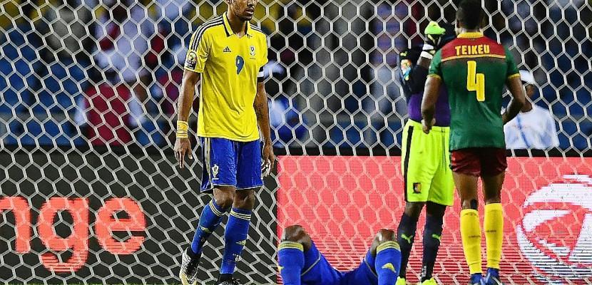 CAN-2017: le Cameroun et le Burkina en quarts, le Gabon déjà dehors!