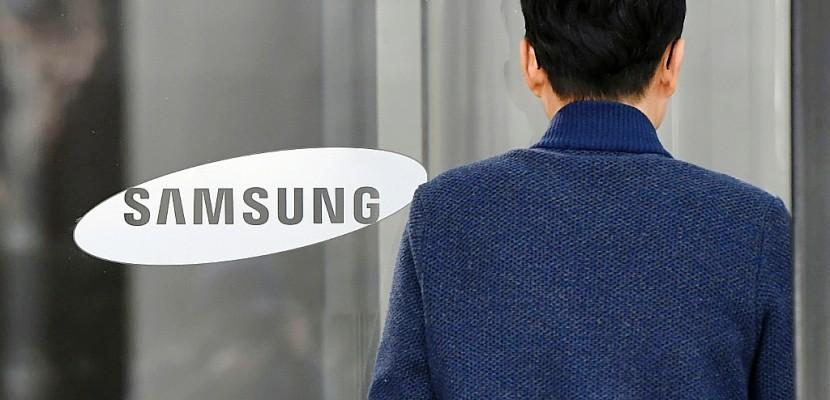 Samsung: le fiasco du Galaxy Note 7 dû à sa batterie