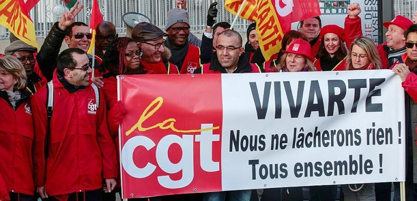 Habillement: jusqu'à 2.000 postes menacés chez Vivarte