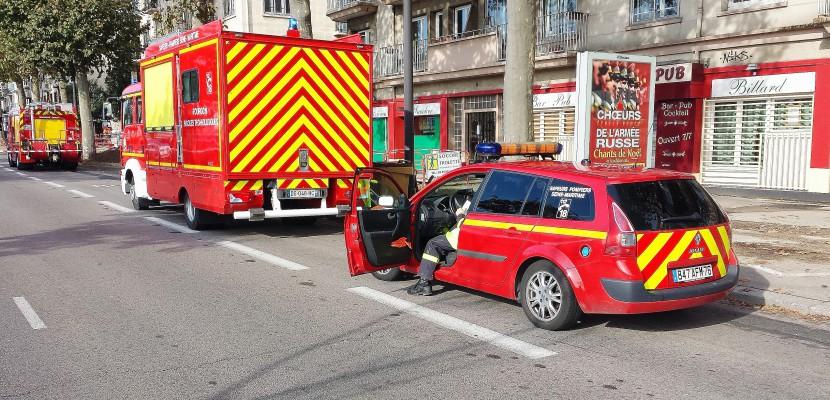 Normandie : des pompiersbientôt équipés de gilets pare-balles