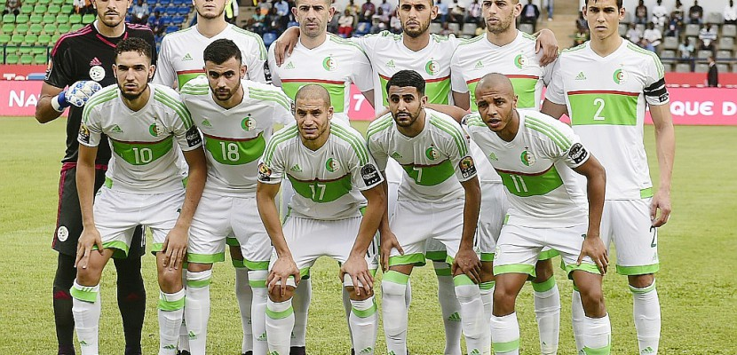 CAN: l'Algérie au bord de l'élimination dans le groupe B
