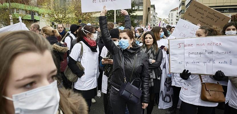 Les infirmiers de nouveau appelés à la grève