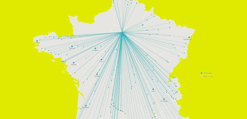 Transport: la Normandie zappée dansla nouvelle offre commerciale de la SNCF