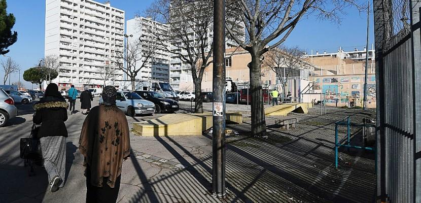 A Marseille, un sentiment d'abandon dans le quartier le plus pauvre