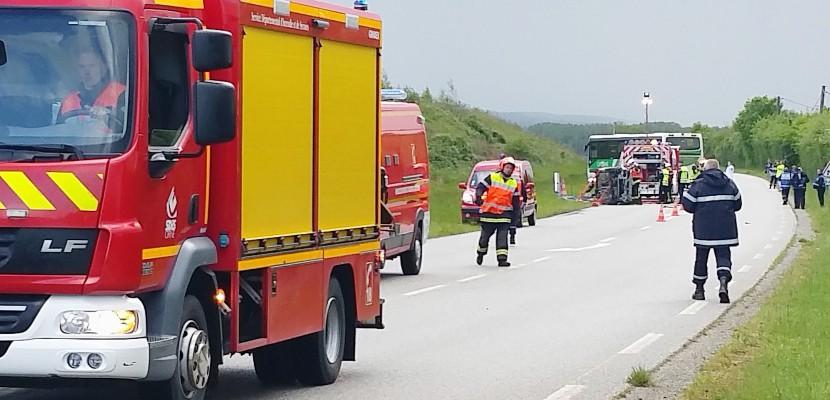 Vingt-six morts sur les routes de l'Orne en 2016