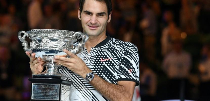 Open d'Australie: l'incroyable Federer de retour au sommet