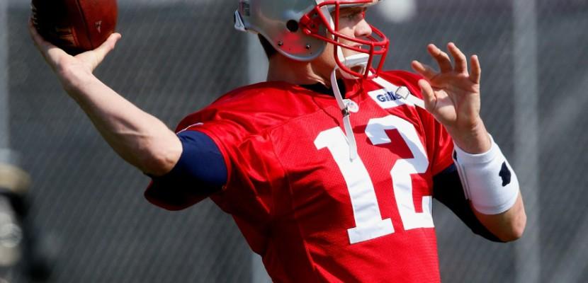 Super Bowl: l'année de tous les records pour New England et Brady?