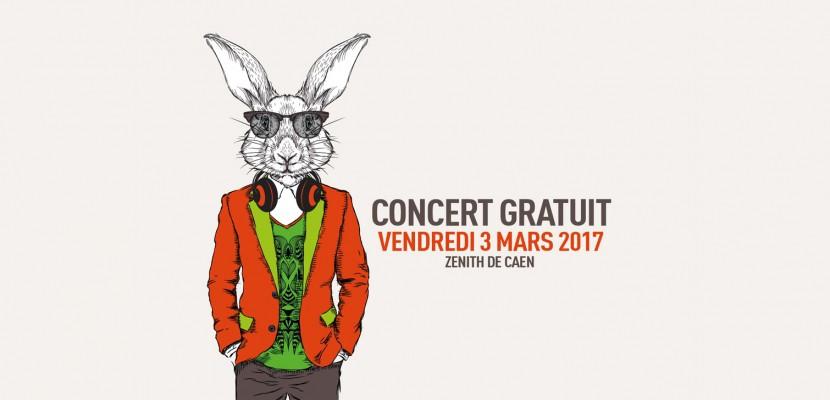 Gagnez vos places pour le Tendance Live au Zénith de Caen