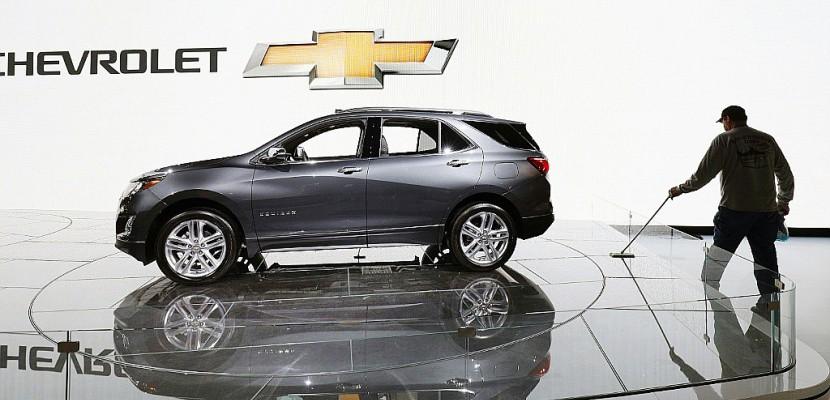 Etats-Unis: GM et Ford ne renoncent pas au diesel