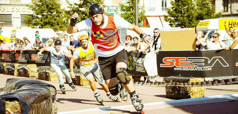 Le Championnat du monde de skatecross démarre à Caen