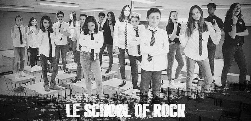 Le School of Rock revient au Tendance Live au Zénith de Caen le 3 mars